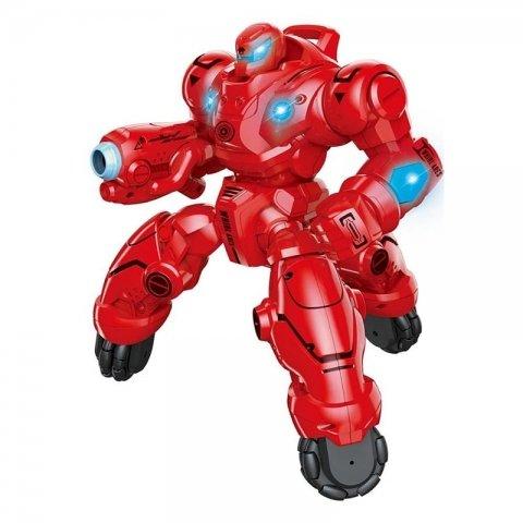 ربات اسباب بازی هوشمند کنترلی قرمز کد 6035