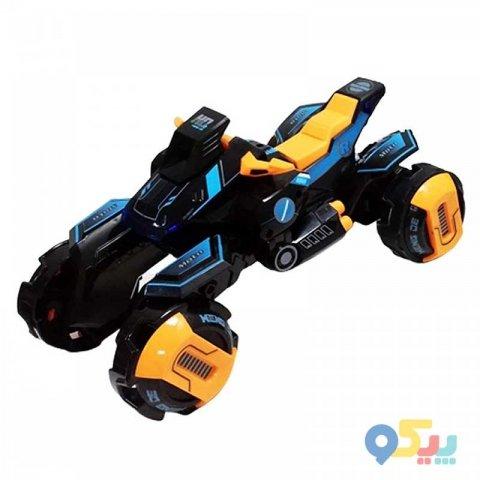 اسباب بازی ماشین ربات تبدیل شونده مشکی 3733