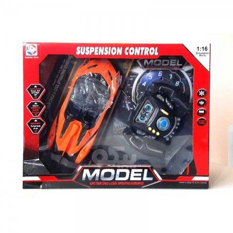 ماشین کنترلی فرمانی نارنجی کد 6016