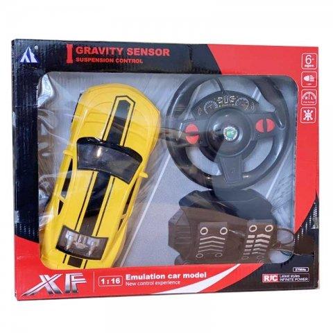 ماشین کنترلی با فرمان و پدال کد 2717