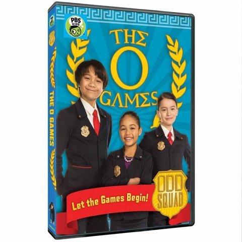 سی دی odd squad قسمت The O Games کد 00103035