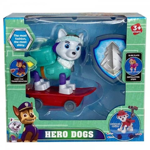 فیگور سگهای نگهبان مدل اورست کد 6070
