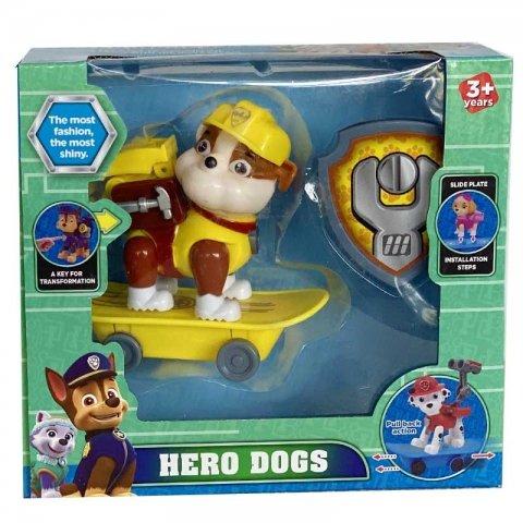 فیگور سگهای نگهبان مدل رابل کد 6070