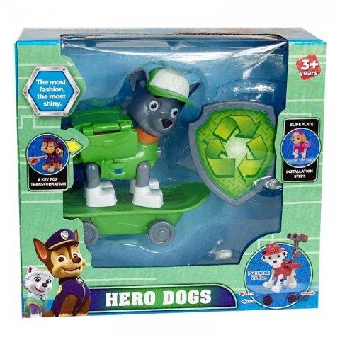 فیگور سگهای نگهبان مدل راکی کد 6070