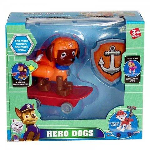 فیگور سگهای نگهبان مدل زوما کد 6070