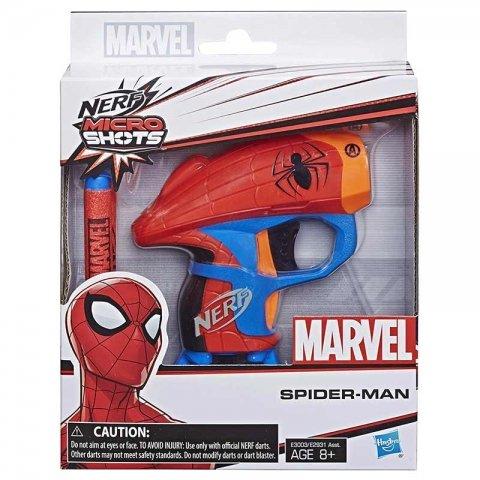 تفنگ اسباب بازی مرد عنکبوتی مدل نرف کد C2822QA