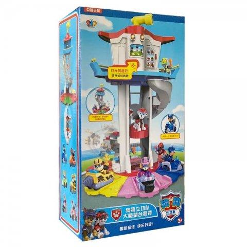 اسباب بازی سگهای نگهبان و برج مراقبت کد G068