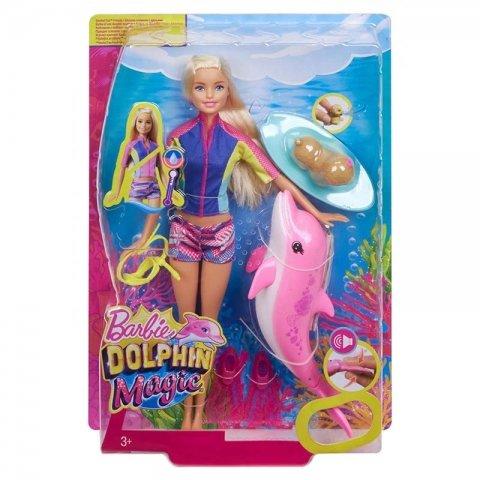 عروسک باربی و جادوی دلفین کد FBD63