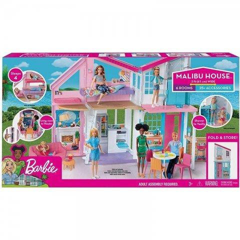 خانه باربی بزرگ Malibu کد FXG57