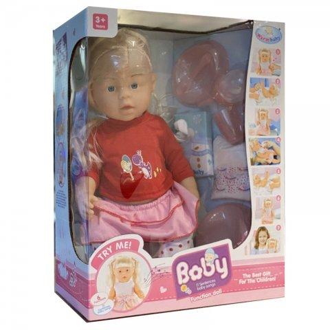 عروسک جیشی دخترانه کد wzj010-448