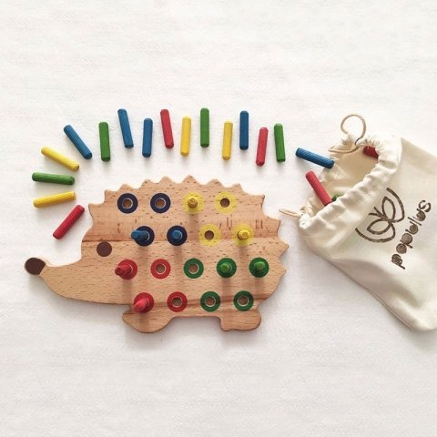 اسباب بازی چوبی پوپولوس مدل پینکو کد 3817214