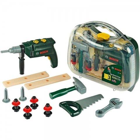 اسباب بازی جعبه ابزار Bosch کد 8416