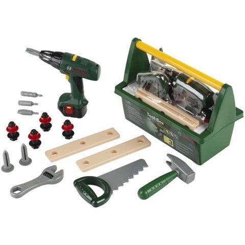 اسباب بازی جعبه ابزار Bosch کد 8429