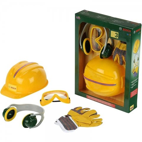 ست ایمنی مهندسی اسباب بازی Bosch کد 8537