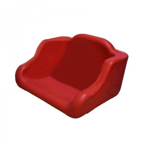 کفی تاب کودک بدون حفاظ قرمز مدل 30050