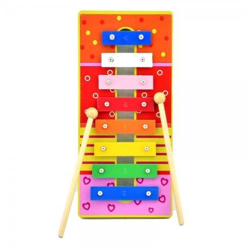 اسباب بازی بلز چوبی(قرمز) کد BZ-19