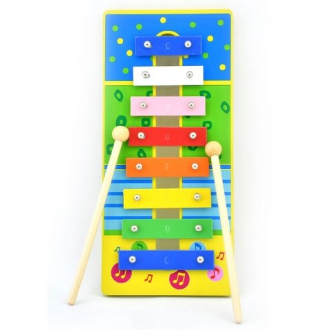 اسباب بازی بلز چوبی (سبز) کد BZ-19