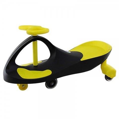 سه چرخه لوپ کار چرخ ژله ای مشکی زرد کد PSA1793