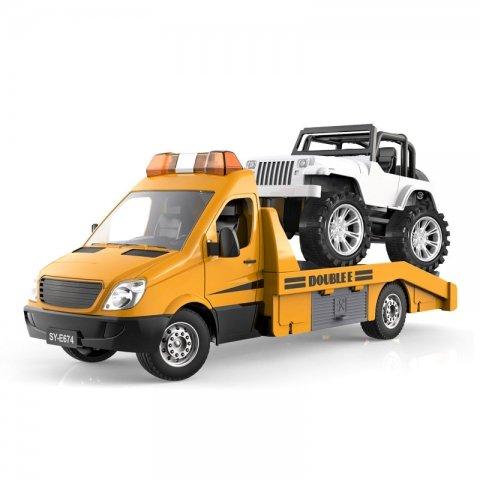 کامیون کنترلی حمل ماشین کد 674001