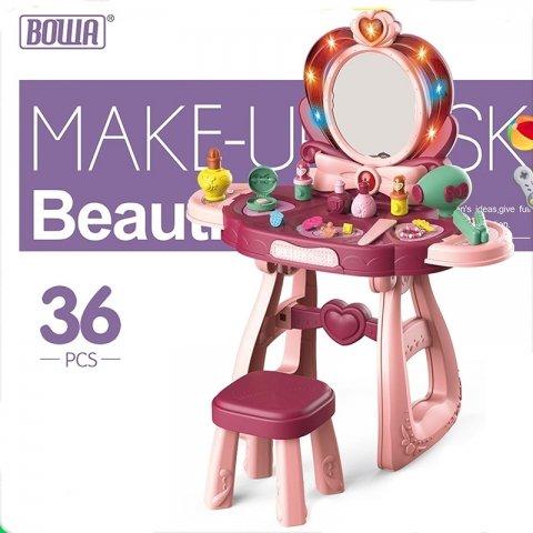 اسباب بازی میز آرایش موزیکال کد 8221C