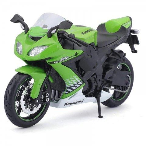 موتور اسباب بازی Maisto مدل kawasaki ninja zx10r کد 31187