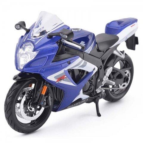 موتور اسباب بازی Maisto مدل suzuki gsxr750 کد 31153