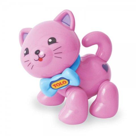 اسباب بازی گربه صورتی tolo کد87450