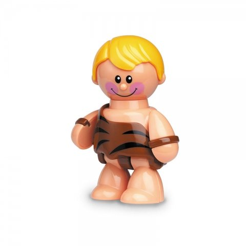 اسباب بازی آدمک تولو مدل پسر غار نشین کد 87350