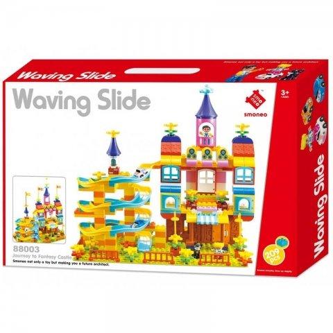 لگو دوپلو اسمونو 209 تکه مدل قلعه شادی smoneo کد 88003