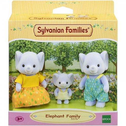 خانواده فیل سیلوانیان فامیلیز sylvanian families کد 5376