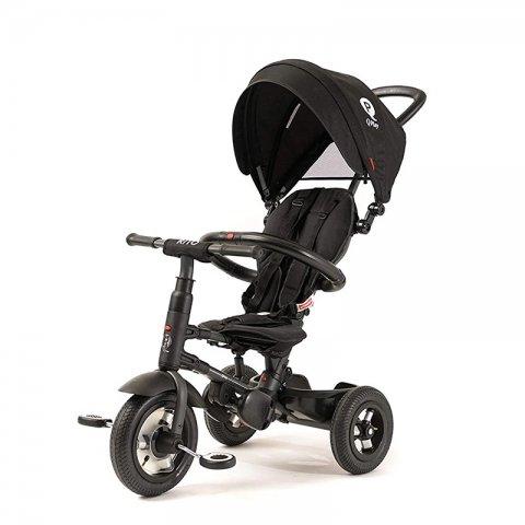 سه چرخه کودک تاشو مدل Rito air رنگ مشکی