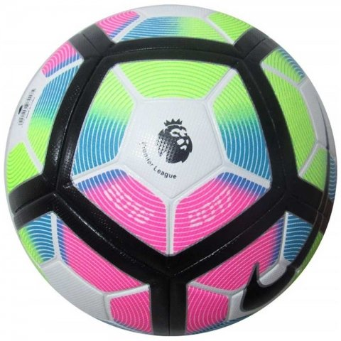توپ فوتبال نایک رنگ صورتی و سبز کد GSBL000008