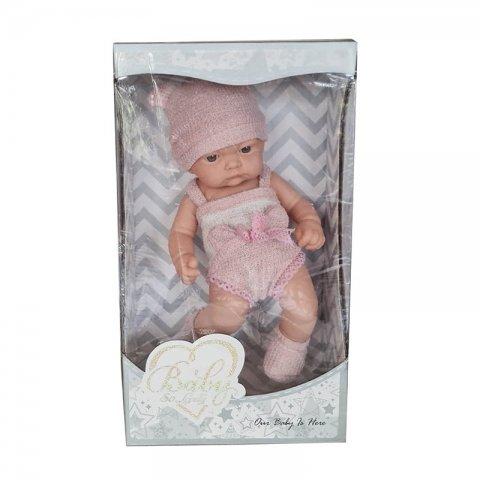 عروسک دخترانه نوزاد سایز کوچک کد 2112