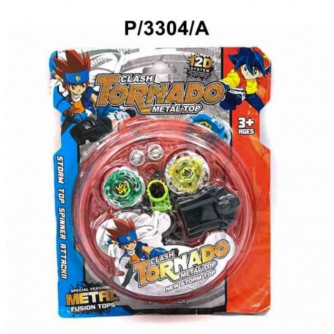 اسباب بازی فرفره های انفجاری ترنادو کد 3304