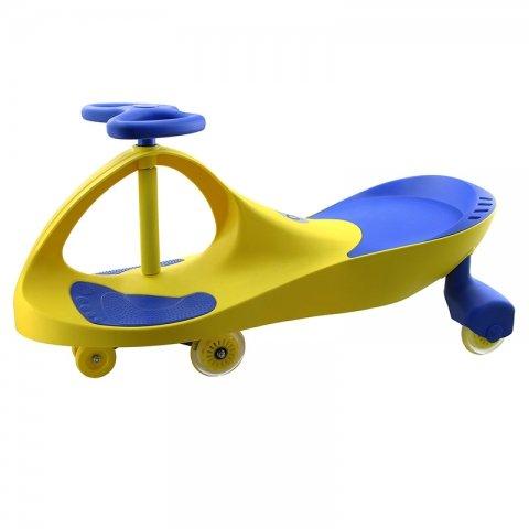 سه چرخه لوپ کار چرخ ژله ای زرد آبی PSA2585