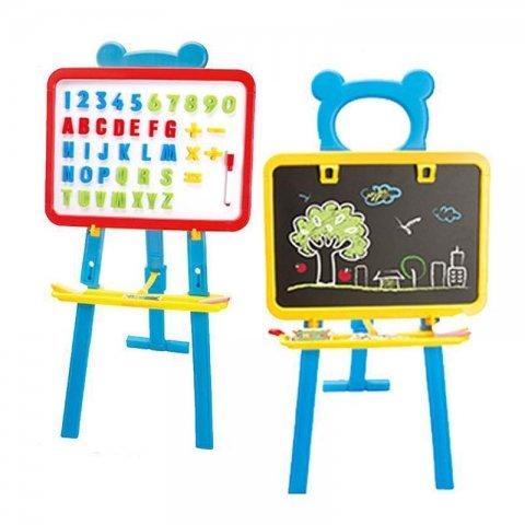 تخته نقاشی مگنتی دو طرفه کودک کد 66931A