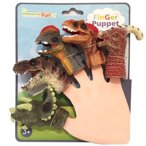 فیگور دایناسور  مدل انگشتی کد 3880289