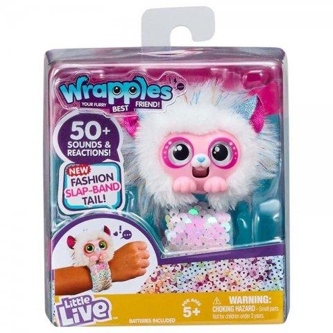 دستبند عروسکی سخنگو wrapples مدل pandaz کد 28970