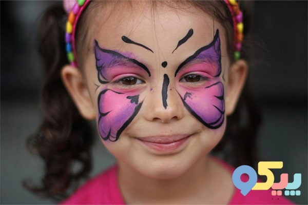 آموزش 0 تا 100 گریم کودک + تصویر