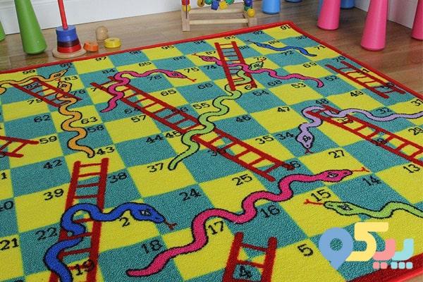 فرش کودک چیست و چه ویژگی هایی دارد؟