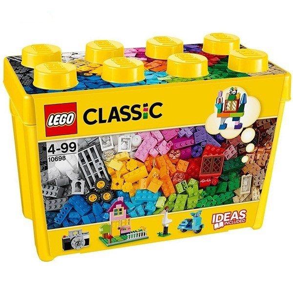 لگو سری Classic مدل large Creative Brick Box کد 10698