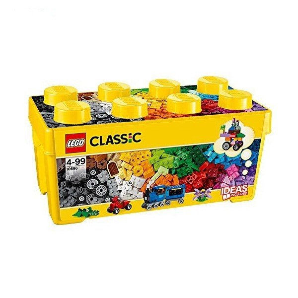لگو سری Classic کد Medium Creative Brick Box 10696