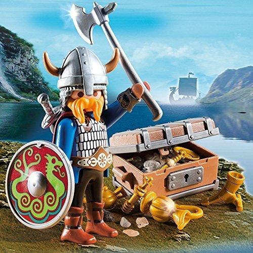 Viking with Treasure Playset 5371