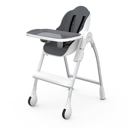 صندلی غذا oribel رنگ طوسی مدل 20390006