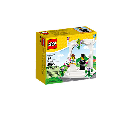 لگو مدل Wedding Favor Set lego کد 40165