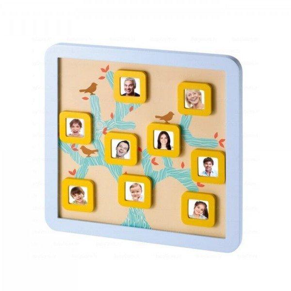 قاب عکس baby_art مدل  family tree کد 34120104