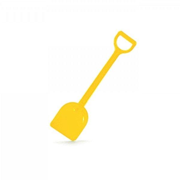 بیل شن بازی کودک mighty shovel yellow hape 4026