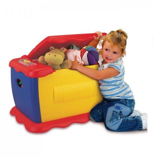 باکس اسباب بازی Drow'n Store Giant Toy Box Crayola کد5019
