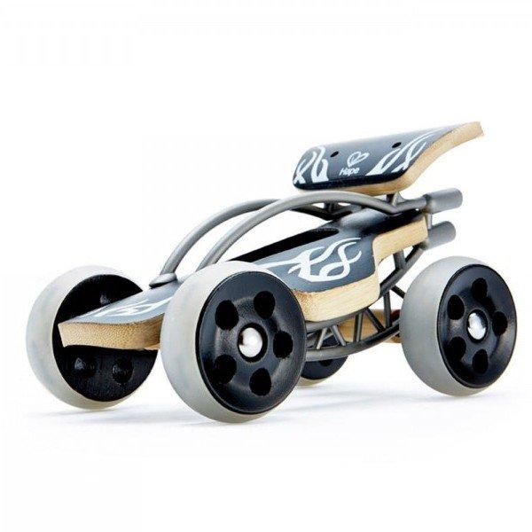 ماشین چوبی کودک e-Drifter hape 5516