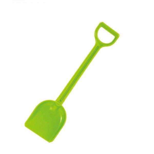 بیل شن بازی کودک mighty shovel green hape 4025